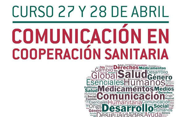 cartel cooperación sanitaria