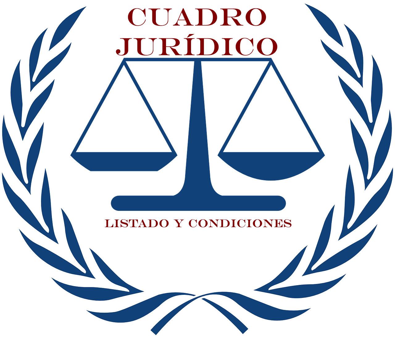 CUADRO JURIDICO