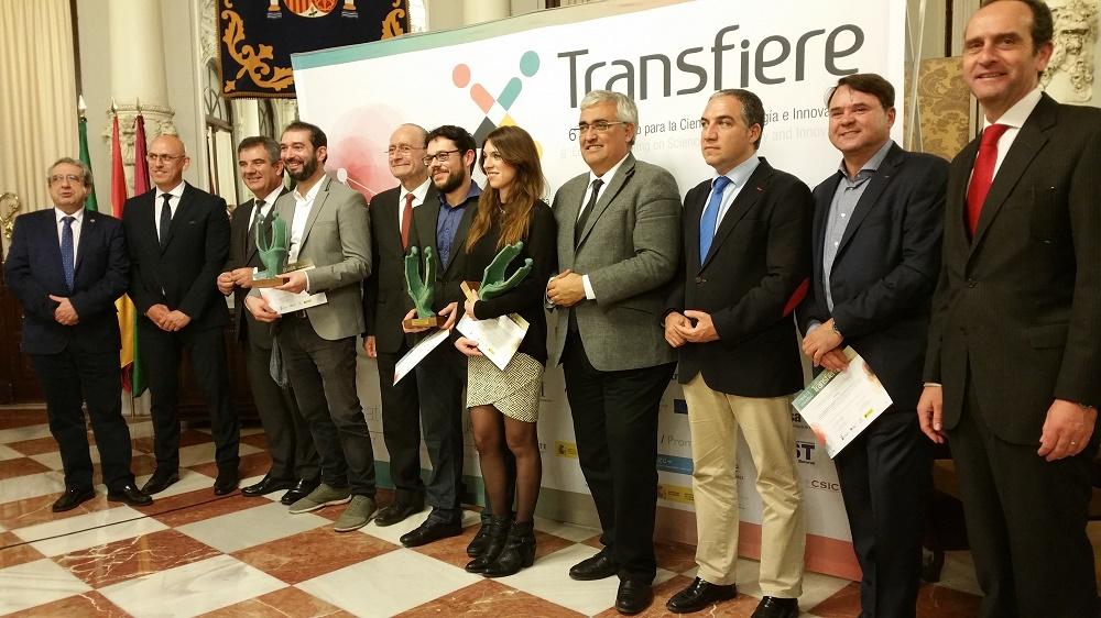 ii premios foro transfiere