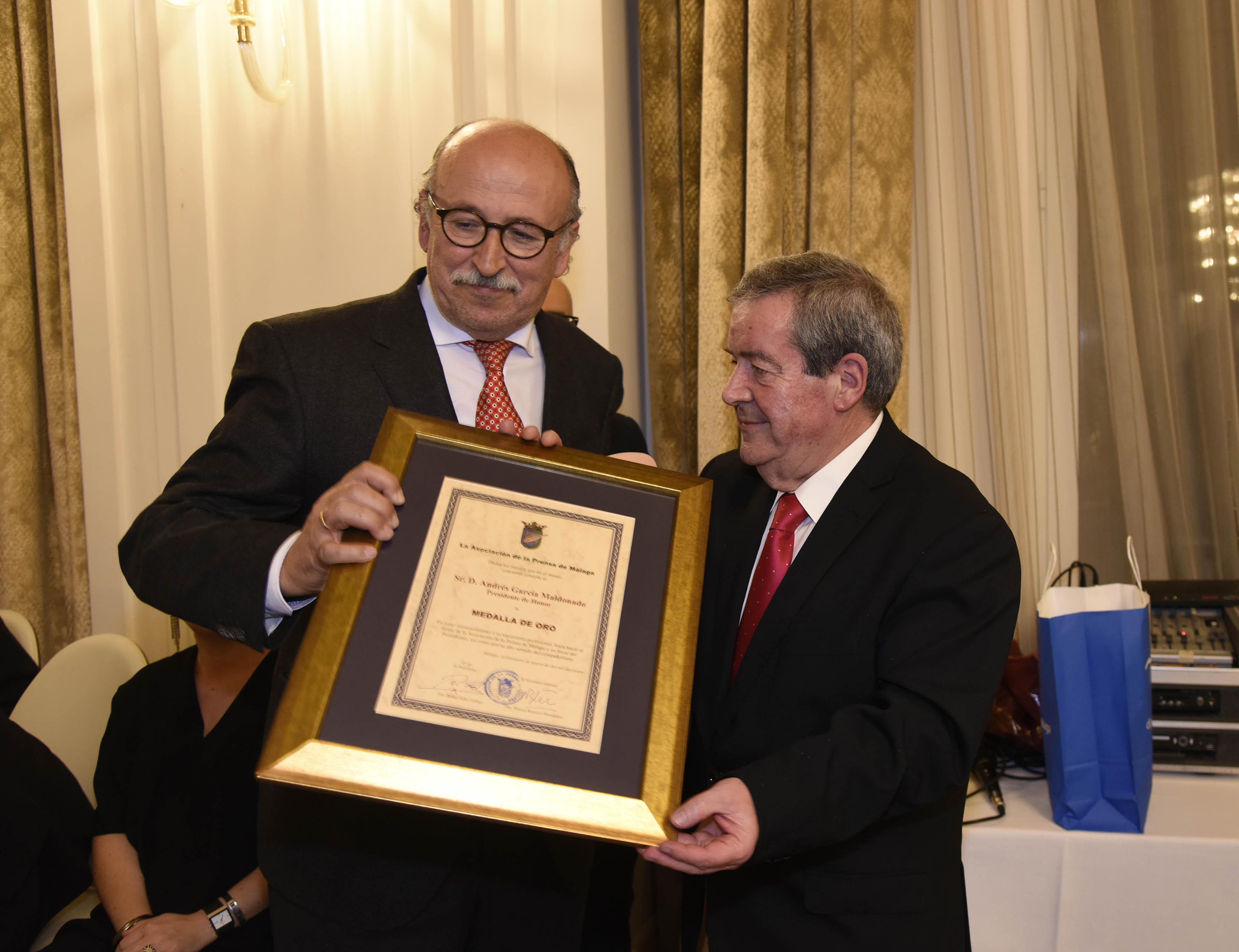 Andrés y Rafael 2