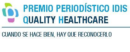 Premio Periódistico Quality Healthcare
