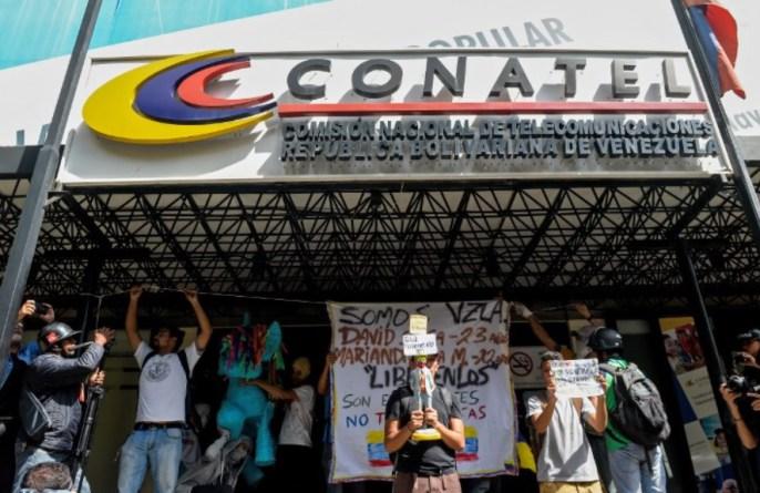 Venezuela cierre medios