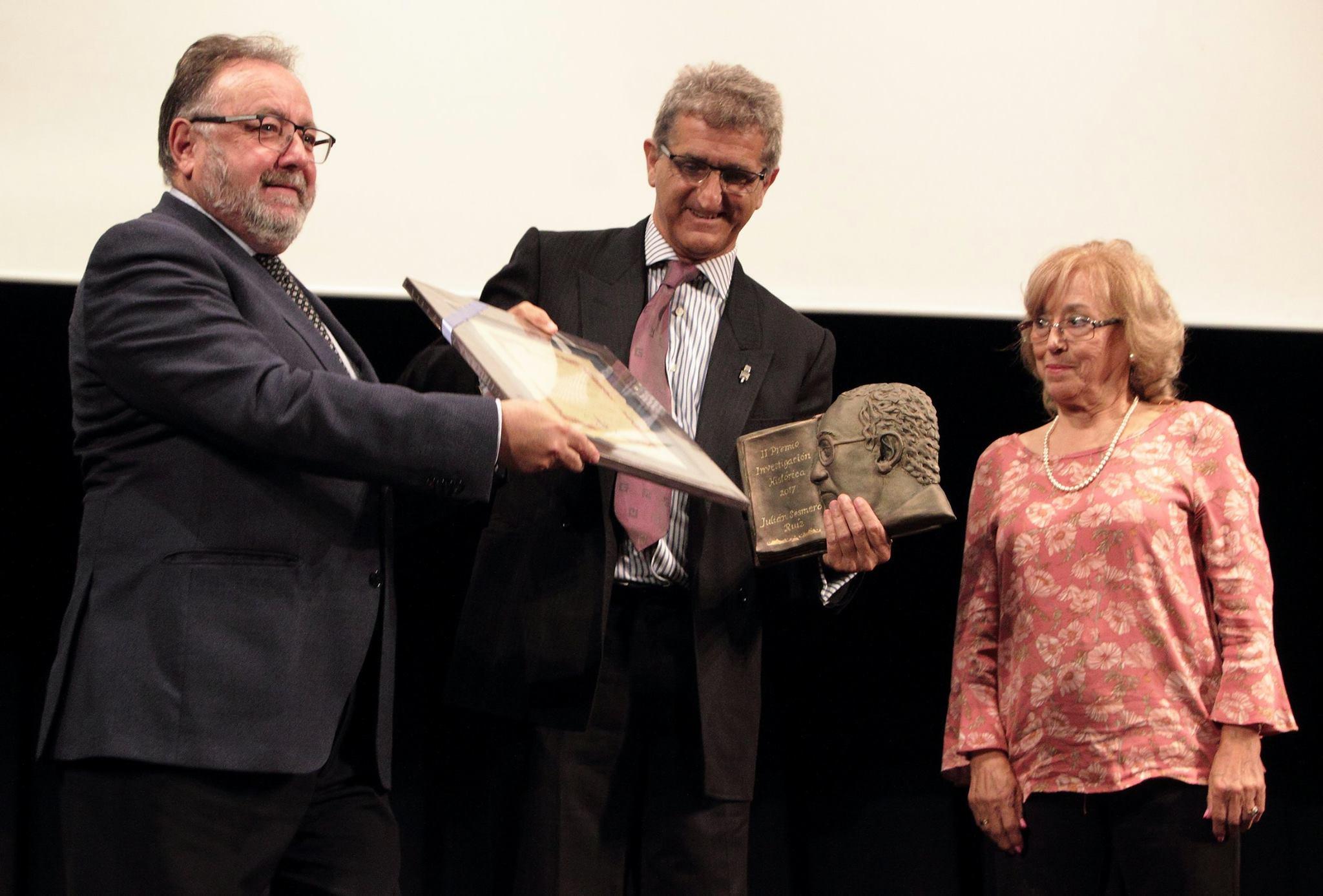 Premio Juan Tomás Luengo. Ágora de Alhaurín