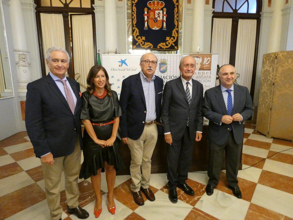 Presentación I Certamen Nacional Elgar de Viñetas Periodísticas
