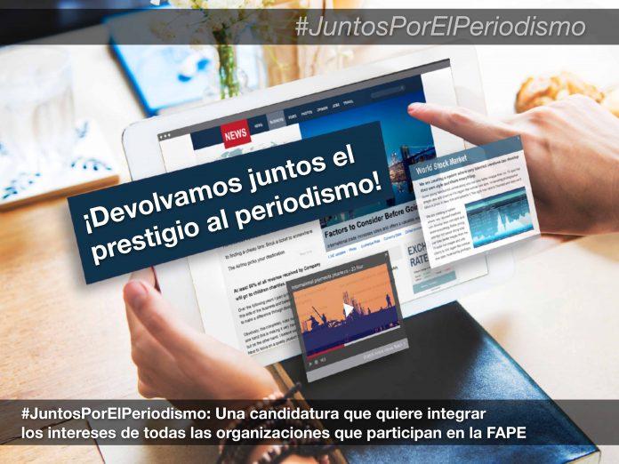 Candidatura Fuerza FAPE2018