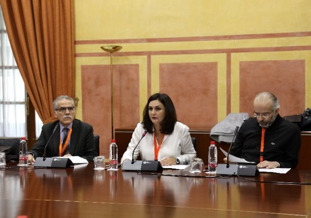 Parlamento Eva Navarrete