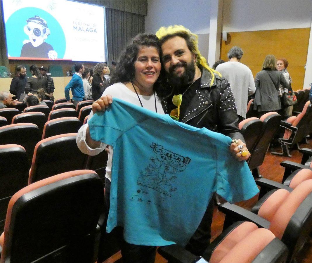 Rafatal y Laura Baena