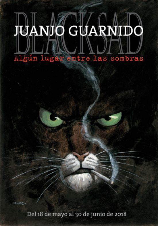 Blacksad expo