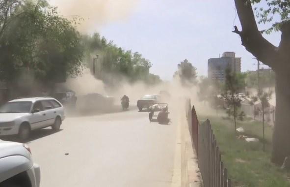 Explosion Afganistan