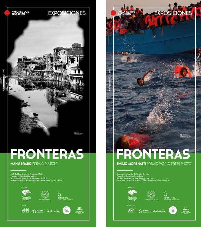 Exposición Fotográfica Fronteras