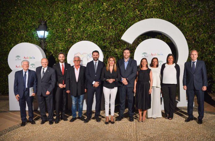 Premio Andalucía Turismo Manolo J