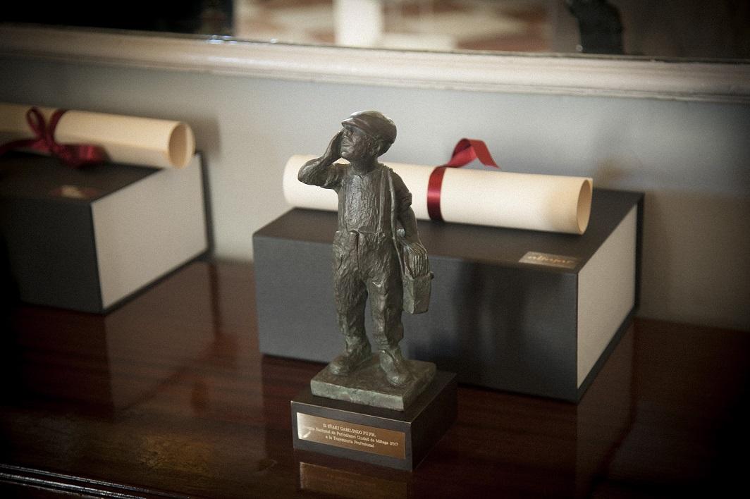 Premio Vocero de la Prensa. Trayectoria Profesional