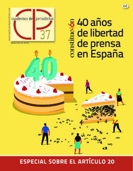 cuadernos periodistas 40