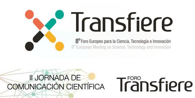 II Jornada Com Científica Transfiere