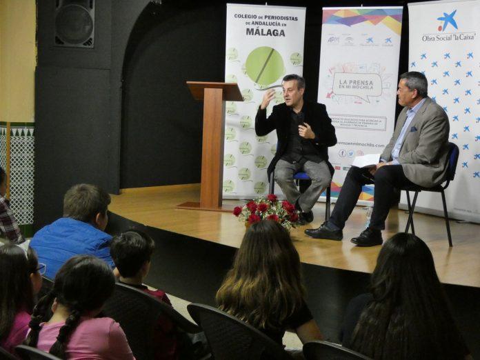 Jose Ribagorda.Press Club 22