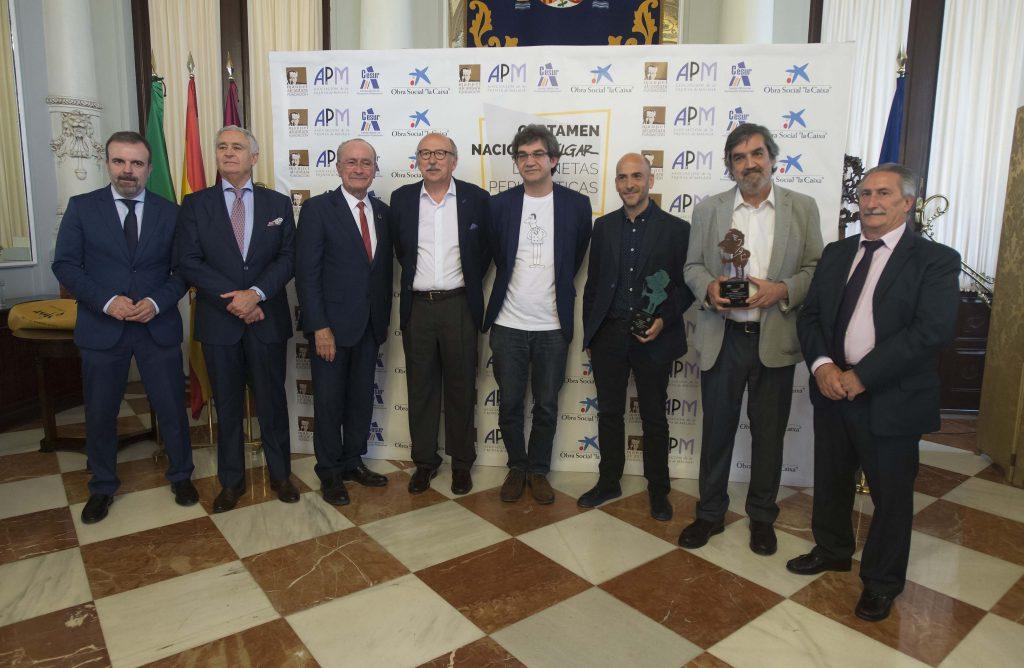 PREMIOS ELGAR. Premiados organizadores y patrocinadores