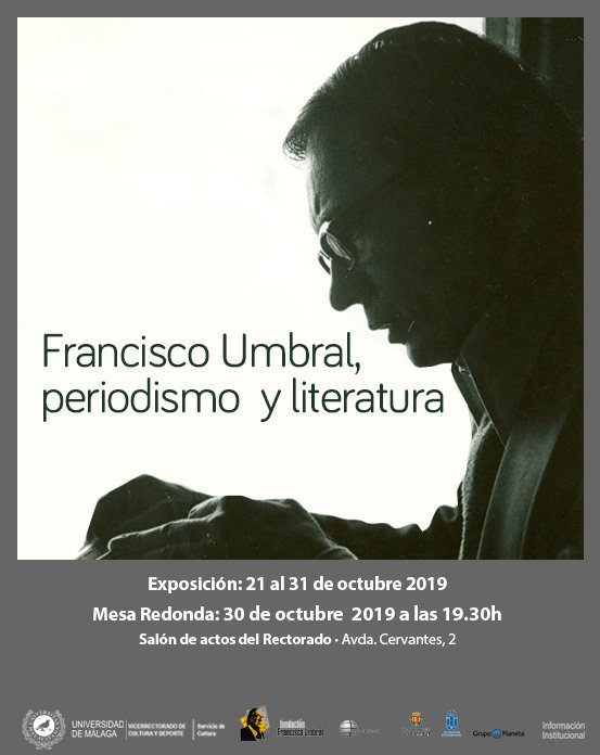 francisco umbral expo