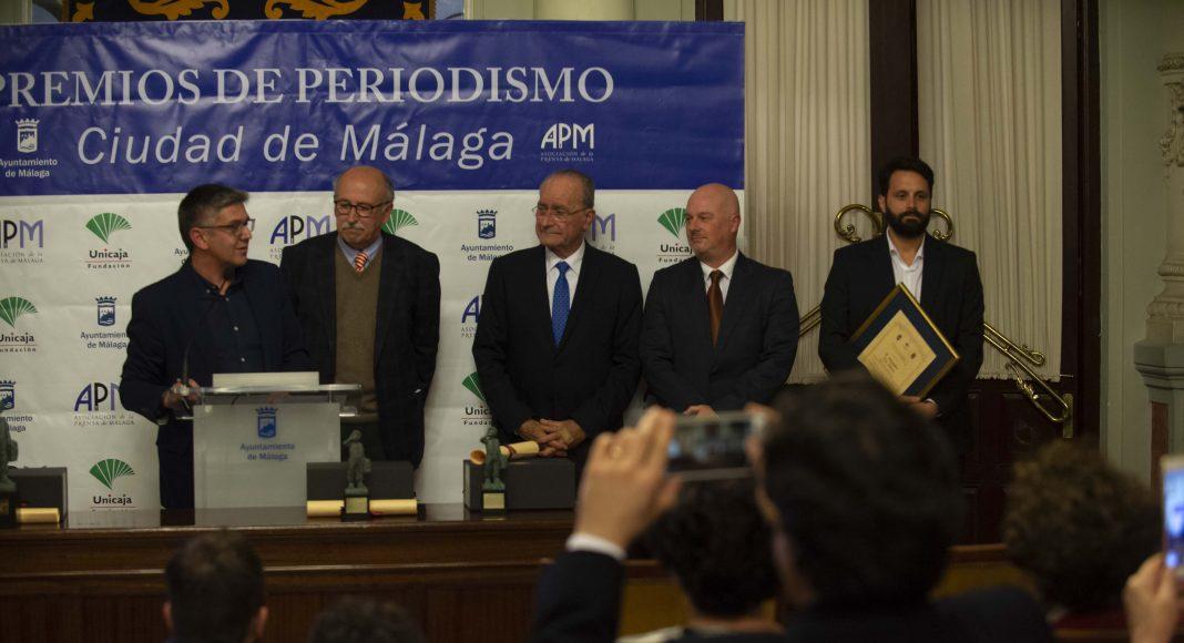 X Premios de Periodismo Ciudad de Málaga