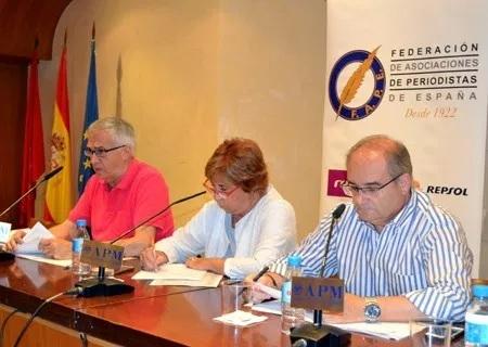 Asamblea General Extraordinaria de la FAPE.
