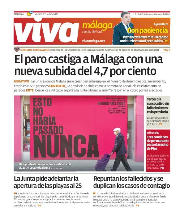 Viva Málaga 06/05/2020
