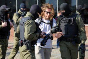 Récord de periodistas encarcelados en 2020 según el Comité para la Protección de los Periodistas