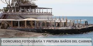 Baños del Carmen convoca el l Concurso de Fotografía y Pintura