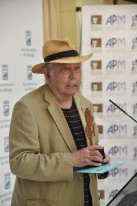 #SemanaPrensa | Antonio Madrigal recibe el premio 'Elgar' de Viñetas Periodísticas por su trayectoria
