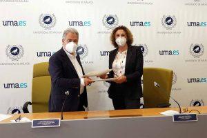 La APM y la Universidad renuevan su compromiso por la formación y la investigación con la firma de un protocolo de actuación