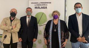 El Colegio de Periodistas de Andalucía en Málaga entrega el primer Sello de Comunicación Responsable a la Mancomunidad de la Costa del Sol Occidental
