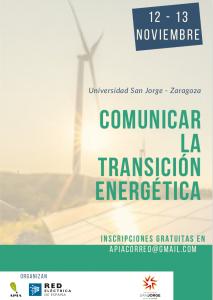 12 y 13 de noviembre | Curso gratuito «Comunicar la transición energética», por APIA
